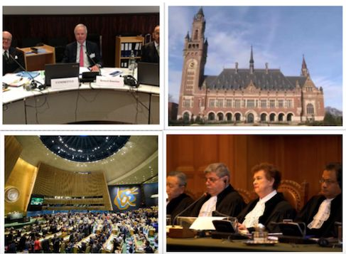 Appointment of International Judges and Arbitrators: Perspectives from Different Institutions