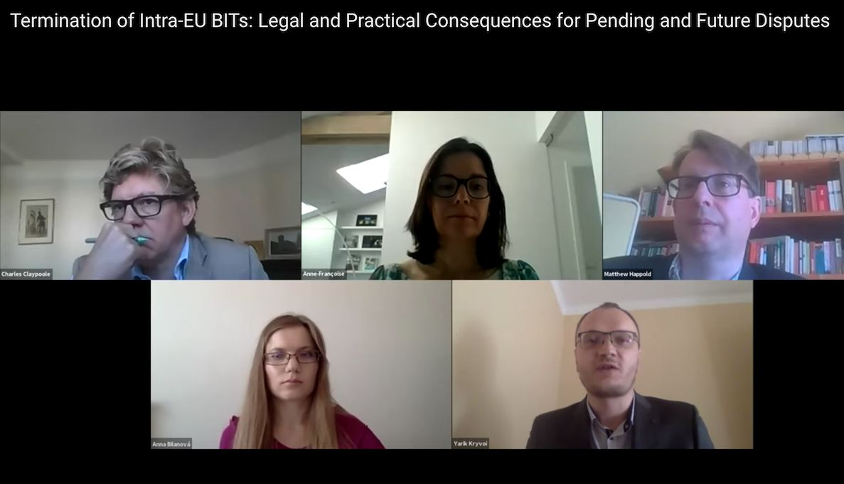 Termination of Intra-EU BITs: Legal and Practical Consequences for Pending and Future Disputes