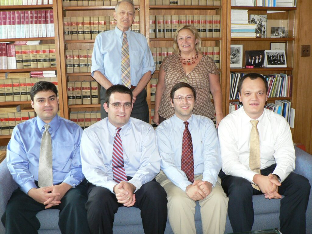 Chambers of Judge Stephen F. Williams (2007)